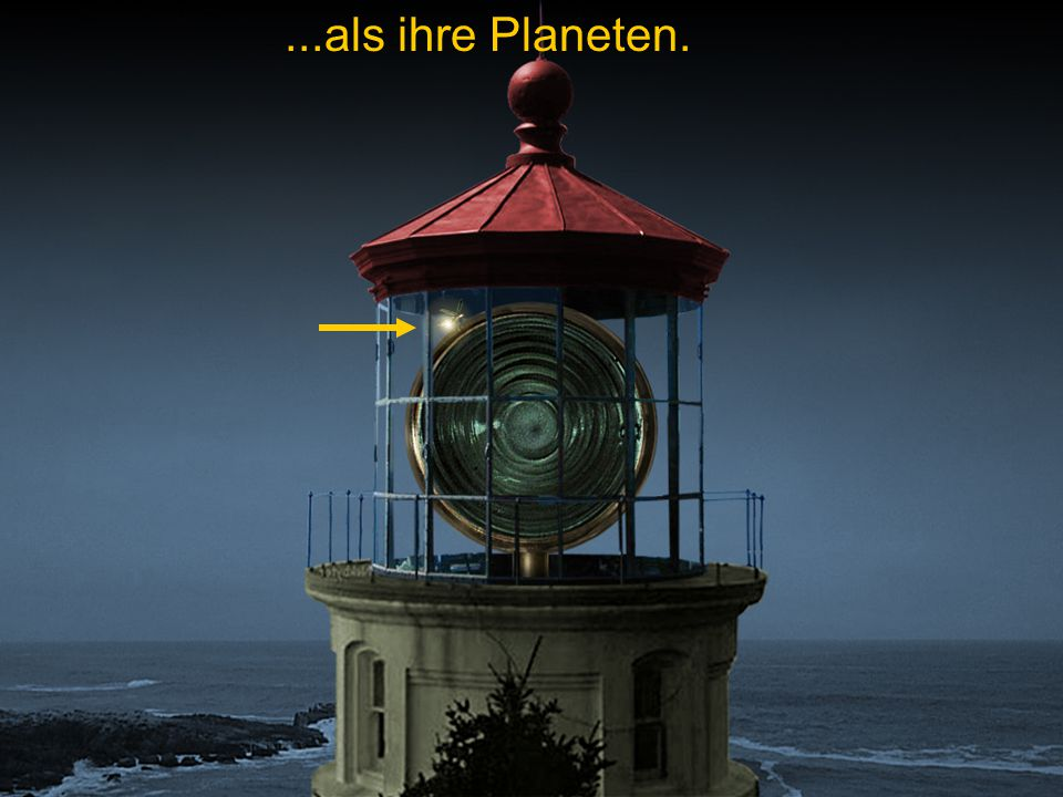 ...als ihre Planeten. SCRIPT: …than the planet [Click space bar]